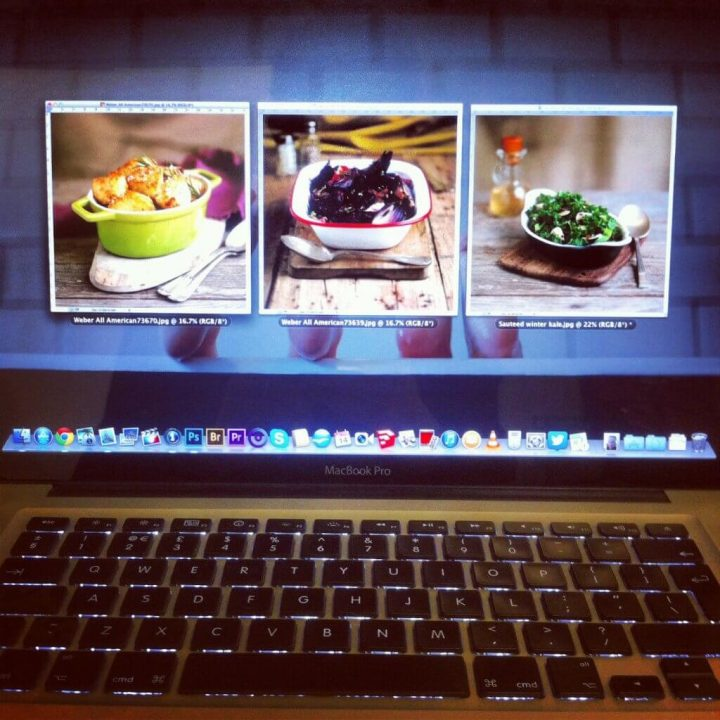 Yummy food photography in progress!