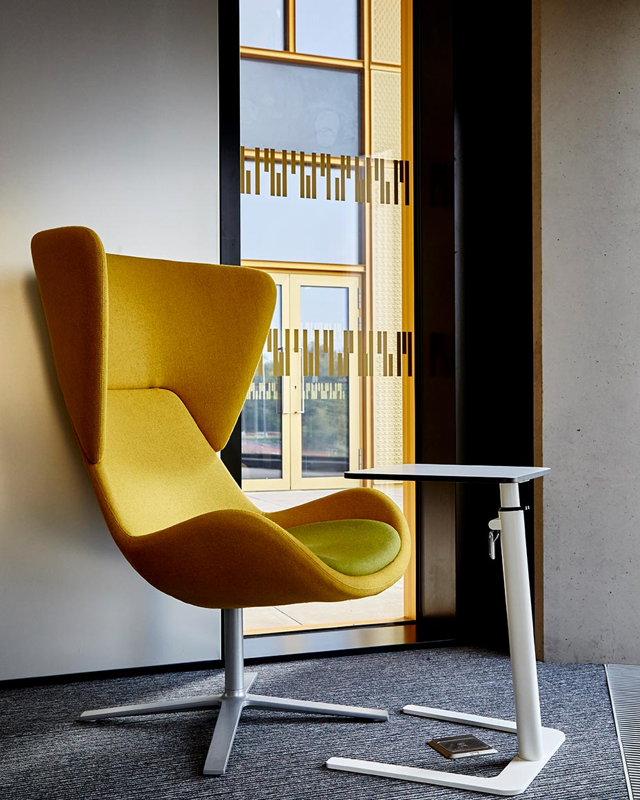 Southerns - Furniture installation photography
